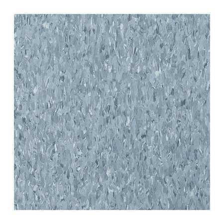 ARMSTRONG FP51903031 Vinyl Composition Tile,45sq.ft,Gray